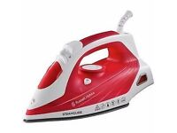 Russell Hobbs 22060 Steamglide Pro Iron 2600W - Red
