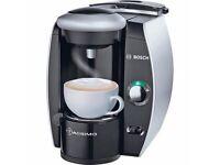 descaling delonghi primadonna coffee machine instructions