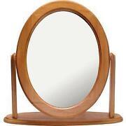 Oak Dressing Table Mirror