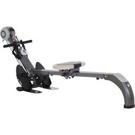 Pro Fitness Gym and Rowing Machine with DVD