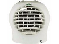 Challenge 3kW Upright Fan Heater.