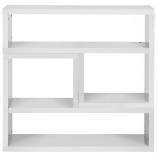 Oscar Set of 2 L Units - White