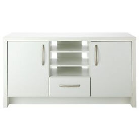 Venice Sideboard-TV Unit - White