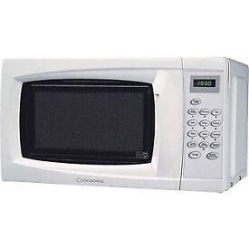 Cookworks 700W Standard Microwave EM7 - White