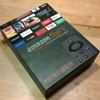 Amazon Fire TV Brand new much better and faster than Apple TV 2