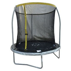 Sportspower 8ft Trampoline and Folding Enclosure