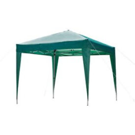 Square Large Pop Up Garden Gazebo