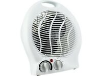 AVR 2kW Upright Fan Heater