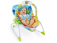 Baby Einstein Rhythm of the Reef Rocker - (New in Box)