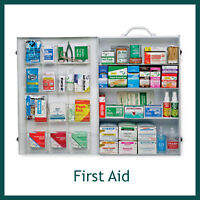 First Aid and Safety Products