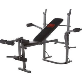 Pro Fitness Multi-use Workout Bench and Fly