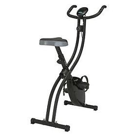 Roger Black Folding Exercise Bike