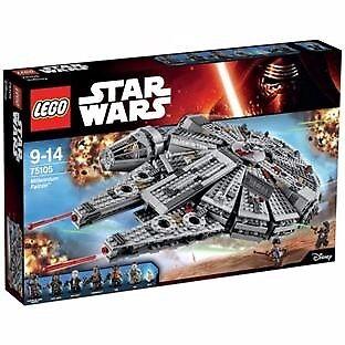 LEGO 75105 Star Wars Force Awakens Millennium Falcon brand new