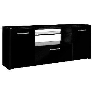Hygena Hayward Sideboard TV Unit - Black