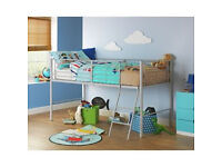 Lucas Mid Sleeper Bed Frame - Grey