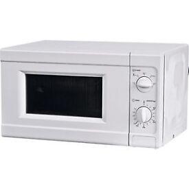 AVR Standard Microwave - White