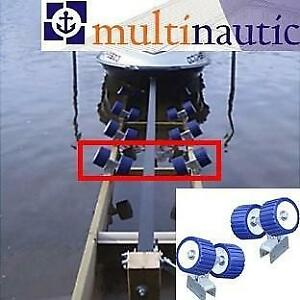 NEW MULTINAUTIC 5 WHEEL KIT 34111 251702617 4 TOTAL WHEELS FOR 2000LB CAPACITY RAMP