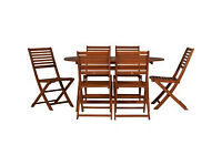 Newbury 6 Seater Patio Set