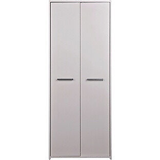 Kids' New Sywell 2 Door Wardrobe - White