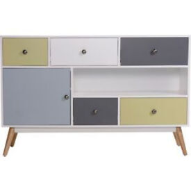 Hygena Retro Large Sideboard
