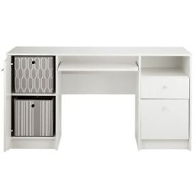 White Desk (Perfect for Student or Pupil)