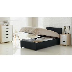 Hygena Lavendon Single Bed Frame - Black