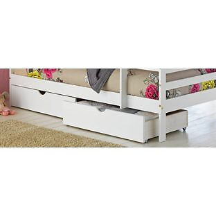 Josie Pair of Drawers - White