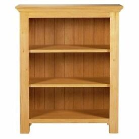 Westminster Small Bookcase - Oak