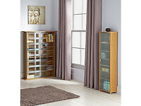 CD/DVD/Book Cabinet