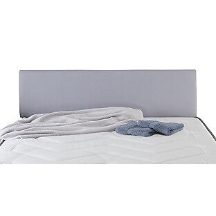 Airsprung Hollis Small Double Headboard - Grey