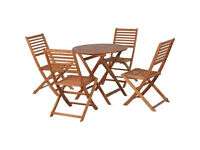 Newbury 4 Seater Patio Set