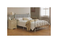 Eversholt Kingsize Bed Frame - White