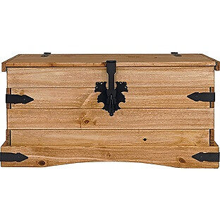 Puerto Rico Storage Chest - Dark