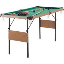 Debut 4ft 6in Snooker and Pool Table