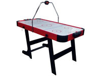 Hypro 5ft Electronic Score Air Hockey Games Table