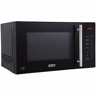 De'Longhi 20L 800W Standard Touch Microwave - Black