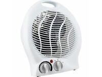 AVR 2kW Upright Fan Heater