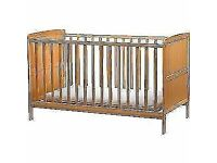 BabyStart Cot Bed - Pine.BRAND NEW FRAME ONLY