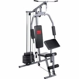 Pro power home multi gym