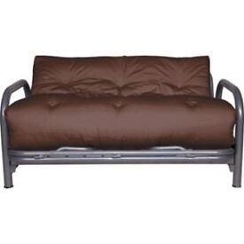 Futon sofa bed – steel frame (FRAME ONLY) – offers considered