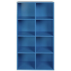 Phoenix 8 Cube Storage Unit - Blue