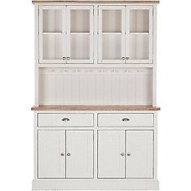 Schreiber Lulworth Cupboard - White