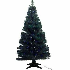 6ft fibre optic xmas trees in argos our price 5. Black Bedroom Furniture Sets. Home Design Ideas