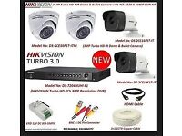We supply and fit Quality HD 1080P CCTV Camera System Installation for Homes and Businesses