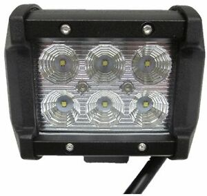 "4"" LED FLOOD LAMP"