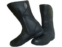 New RK11 Sports Motorcycle Boots