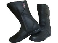 Rk Sports LV11 Water Resistant Motorcycle Boots - £64.99