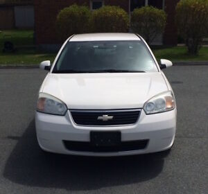 2007 Chevrolet Malibu LT - Only 121,000 km