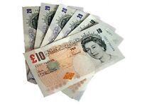 Looking to make £25-30 + £100 bonus