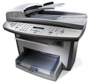 HP laserjet 3052 laser printer/photocopier/scanner, price to sell Canning Vale Canning Area Preview